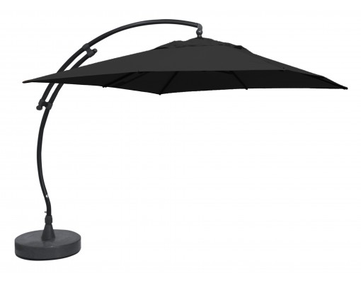 sun garden easy sun cantilever parasol square without. Black Bedroom Furniture Sets. Home Design Ideas