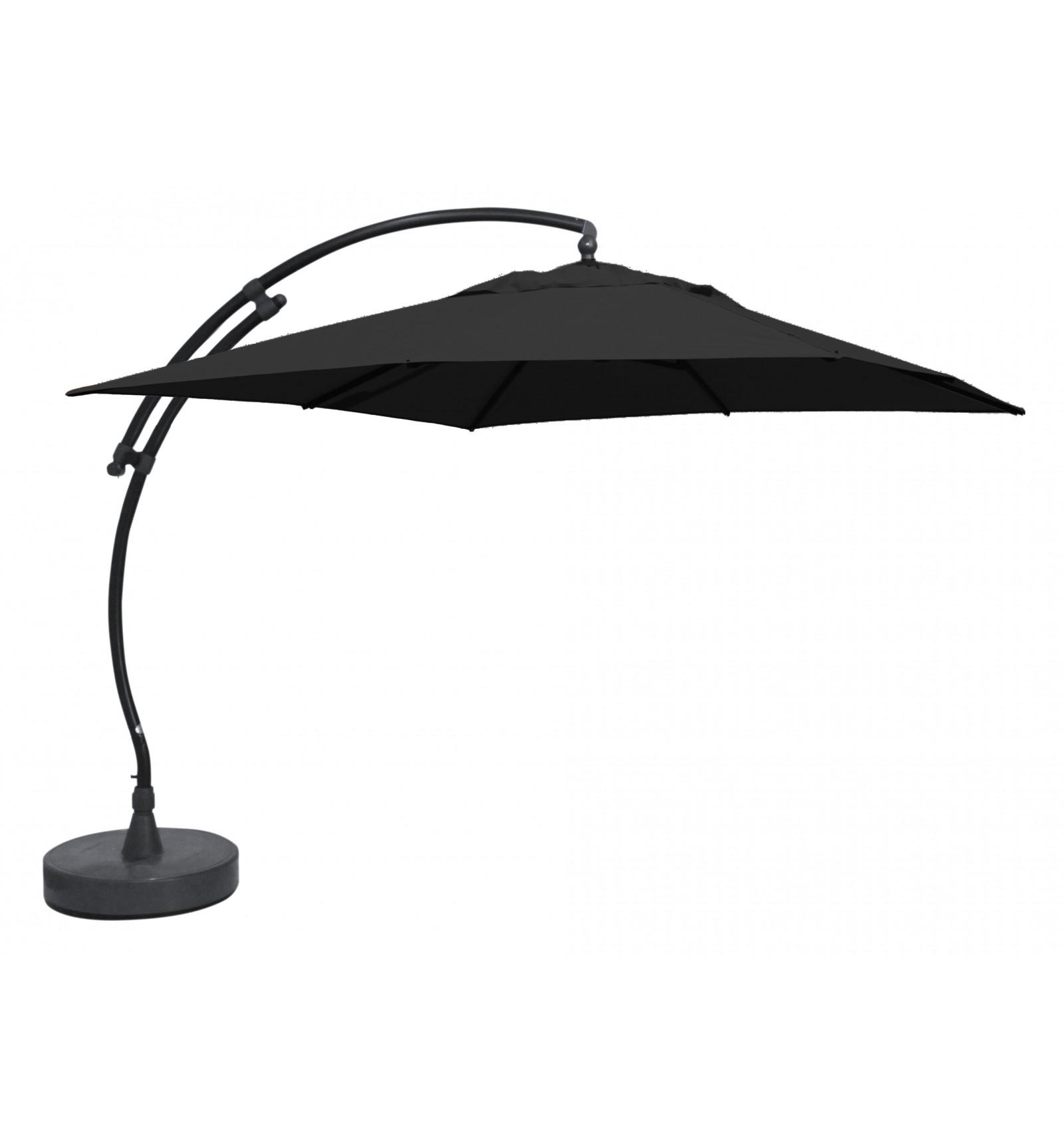 parasol d port sun garden easy sun carr sans volants. Black Bedroom Furniture Sets. Home Design Ideas