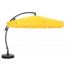 Parasol déporté Sun Garden - Easy Sun classique avec volants - toile Olefin Tournesol
