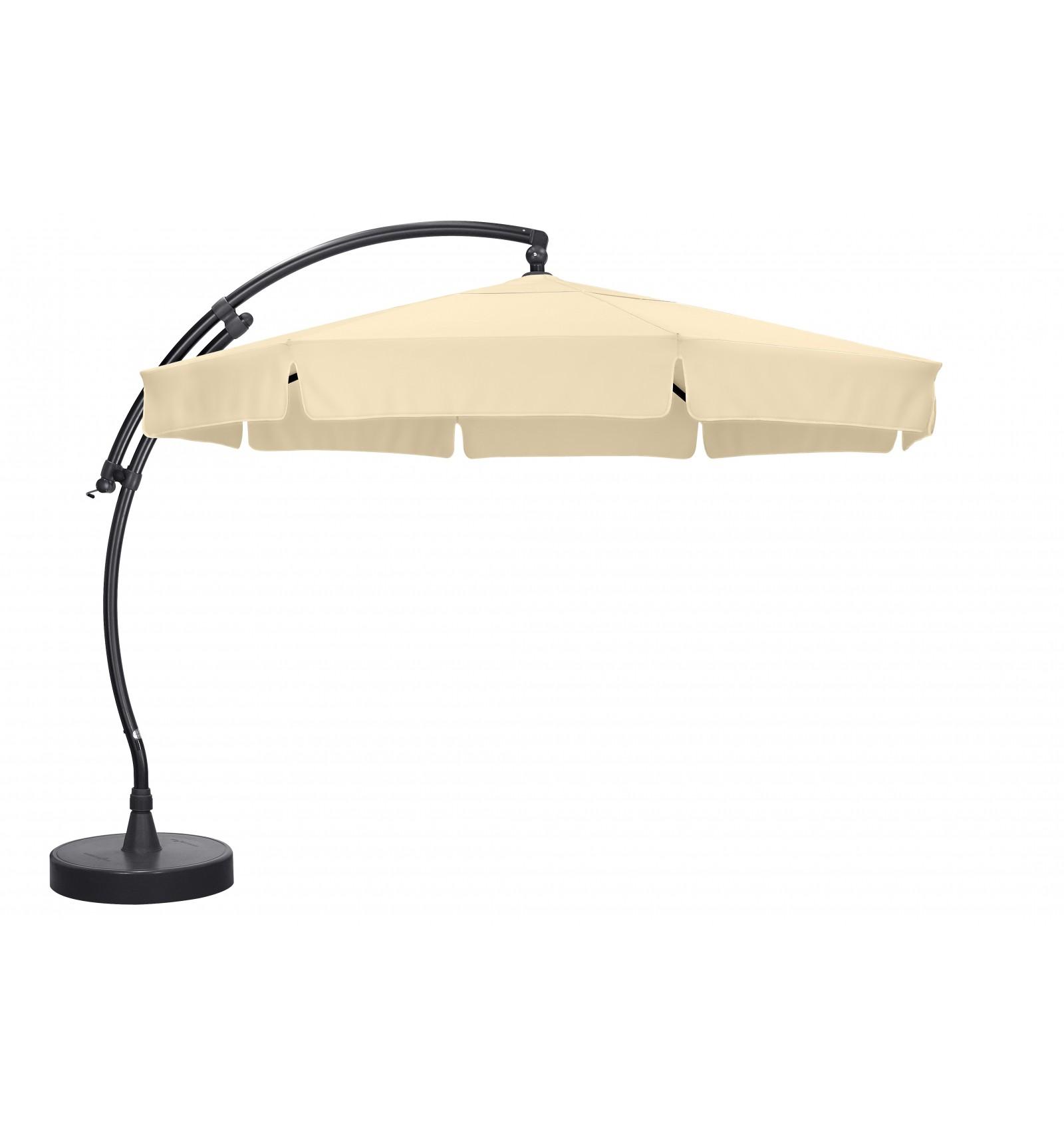 easy sun parasol halve parasol. Black Bedroom Furniture Sets. Home Design Ideas