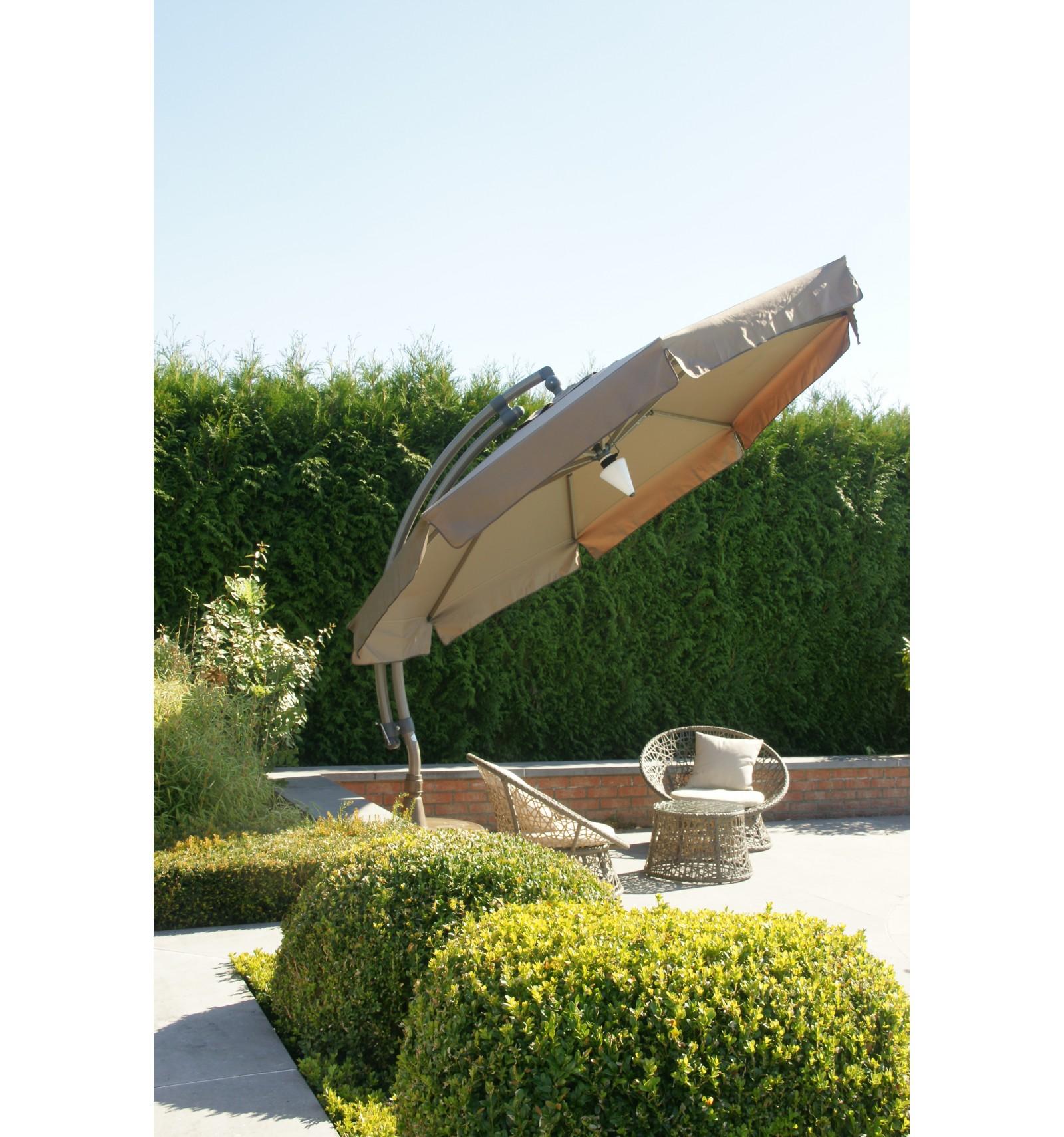 Lamp to integrate for Easy Sun - Sun Garden parasol
