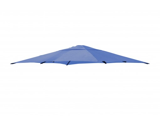 Olefin replacement canvas for Easy Sun parasol 320, Petroleum Blue