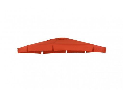 Olefin replacement canvas for Easy Sun parasol 365/275, Terracotta