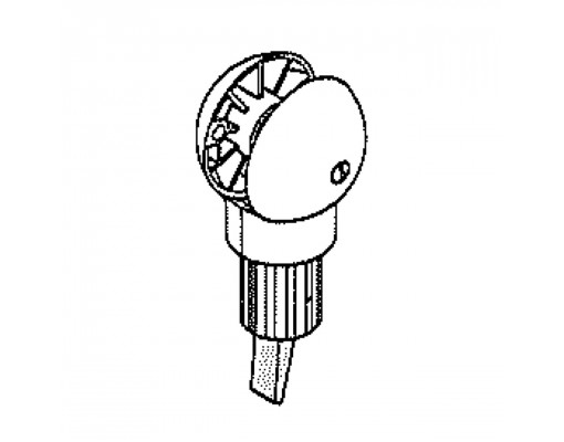Anthracite brake system for Easy Sun - Sun Garden parasol