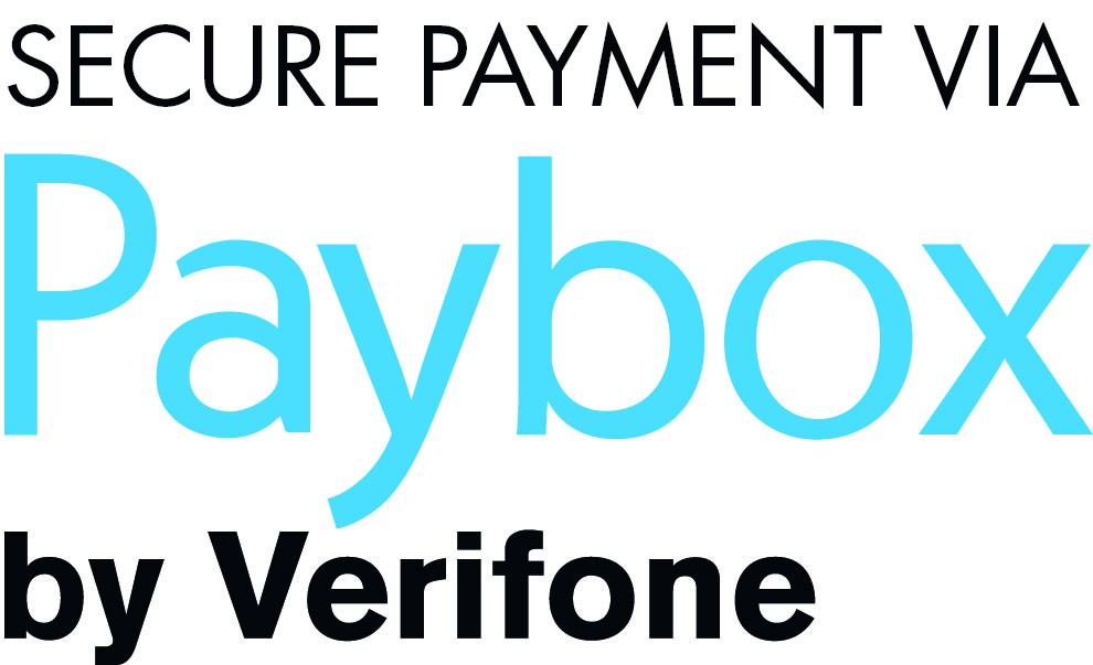 Secure payment via Paybox By Verifone