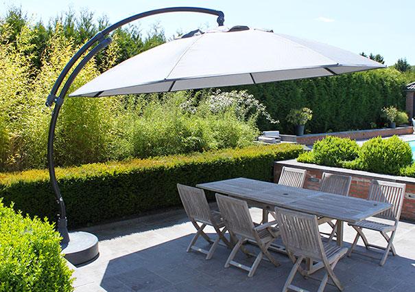 Bien choisir votre parasol Easy Sun