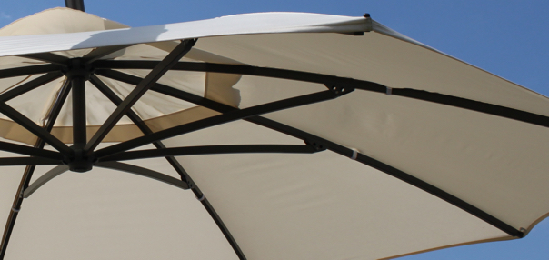 Replacement canopies for Easy Sun parasols