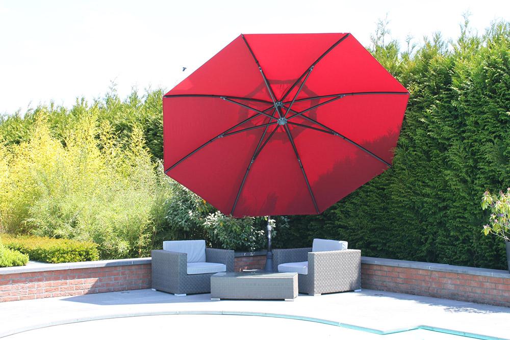 parasols d port s easy sun sun garden accessoires. Black Bedroom Furniture Sets. Home Design Ideas